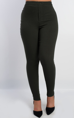 View the Stefi Skinny Jeggings online at iKrush