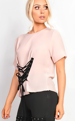View the Katie Corset Detail Top online at iKrush