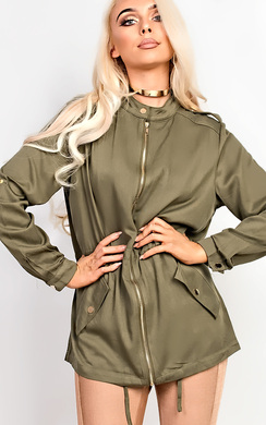View the Florencia Over Jacket online at iKrush