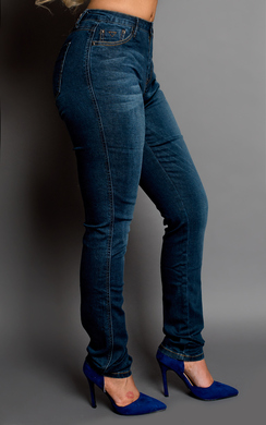 View the Josie Straight Cut Jeans online at iKrush
