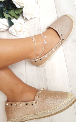 View the Ana Infinity Pearl Anklet  online at iKrush