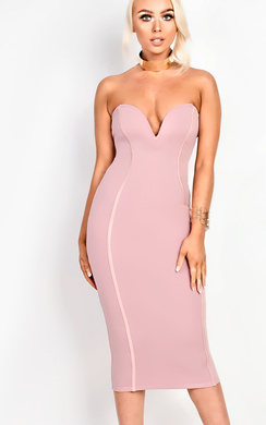 View the Kayde Bodycon Dress online at iKrush