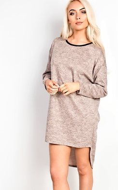 View the Simone Oversized Jumper online at iKrush