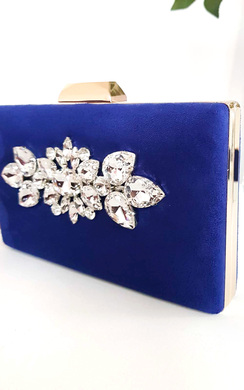 View the Sienna Embellished Clutch Bag online at iKrush
