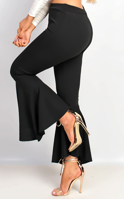 View the Bella Flared Trouser online at iKrush
