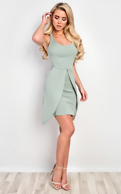 View the Estelle Bodycon Dress online at iKrush