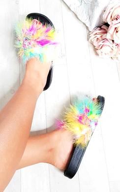 View the Cassie Feather Sliders  online at iKrush