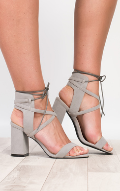 View the Elizabella Strappy Block Heels online at iKrush