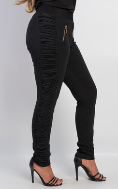 View the Alley Gathered Trousers online at iKrush
