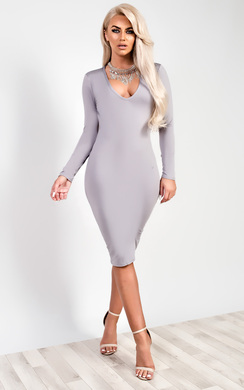 View the Blake Bodycon Dress online at iKrush