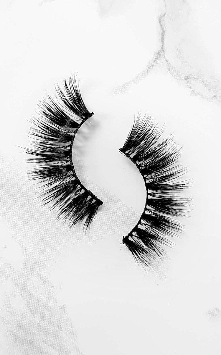 b613147dac3 IKRUSH Women's Luxury Mink Lashes - Poser in Black Size 1SZE ...