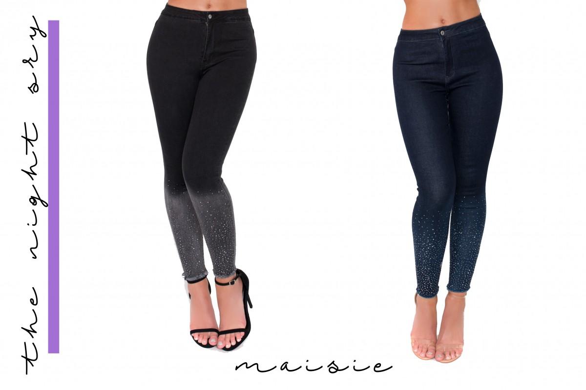 Sparkle Jeans