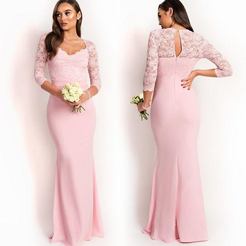 Prom Queen Pink