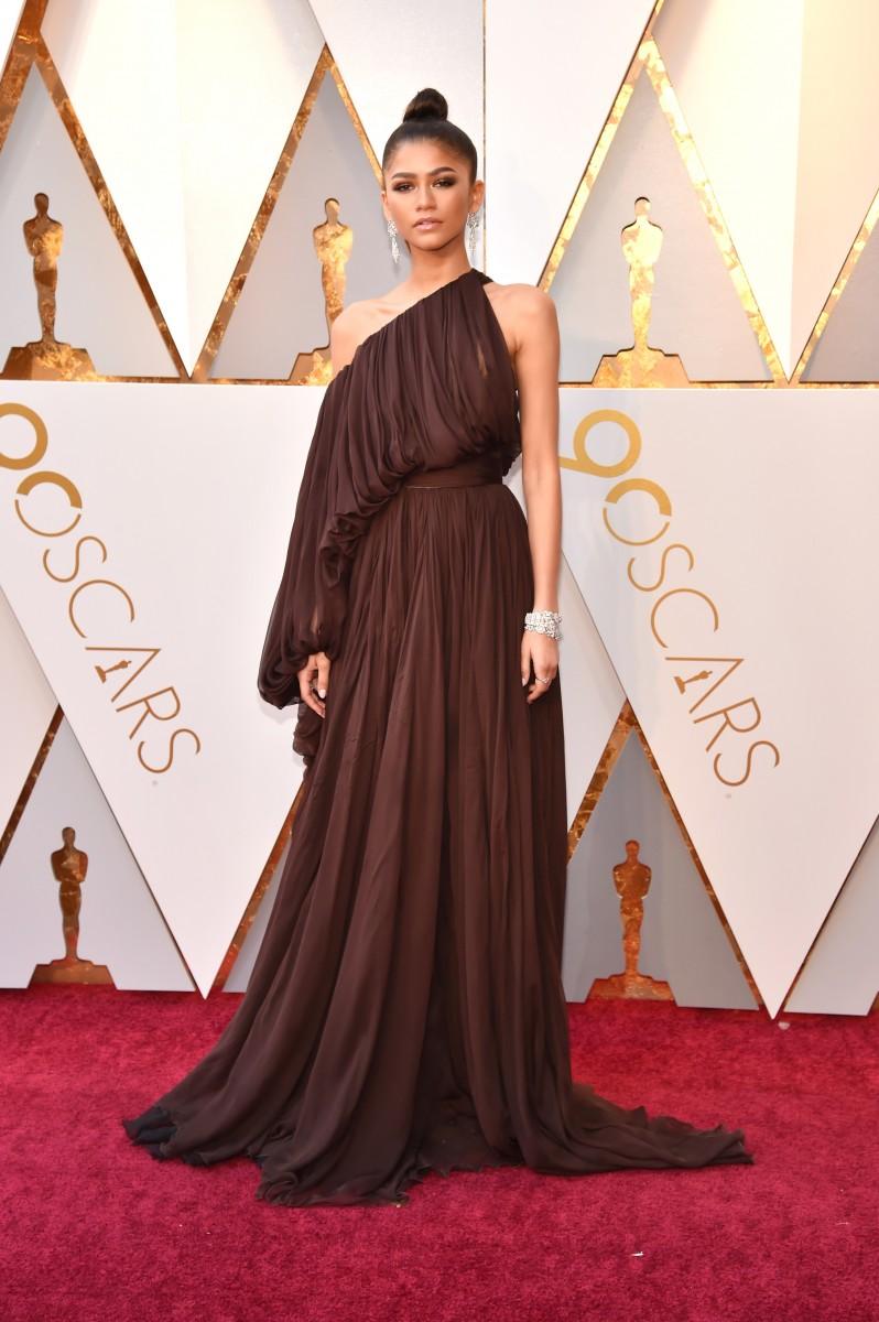 Zendaya Oscars